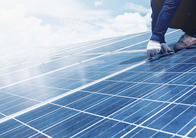 gaia energy fotovoltaico industriale su coperture