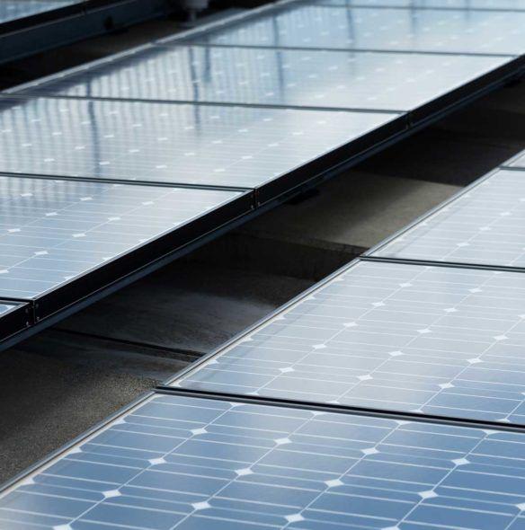 Impianto Fotovoltaico realizzato da Gaia Energy srl una ESCO Certificata