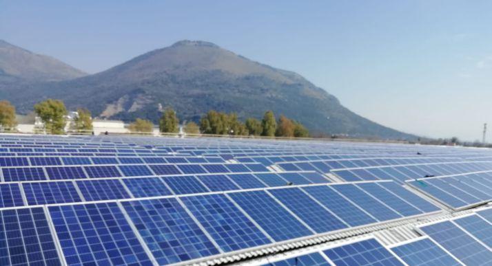 Impianto Fotovoltaico Sermoneta