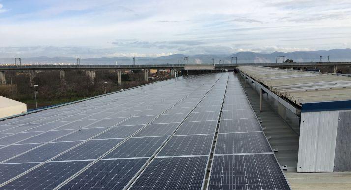 Impianto Fotovoltaico Sant'Anastasia