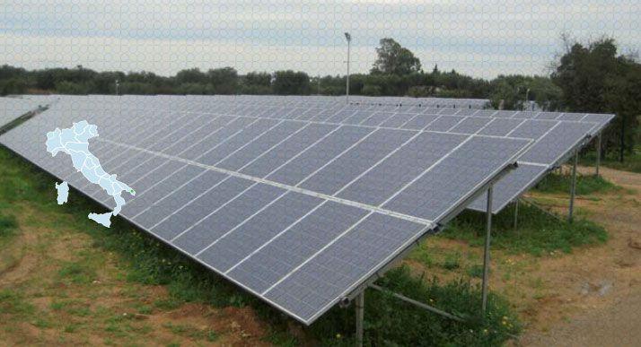 Impianto Fotovoltaico Parabita