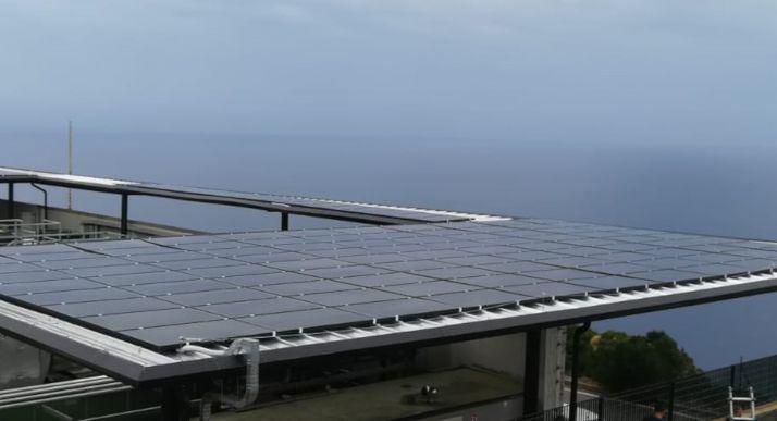 Impianto Fotovoltaico Ponza