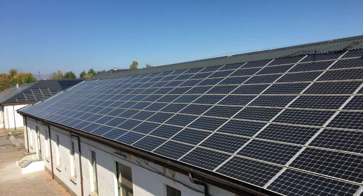 Impianto Fotovoltaico Revamping Caserma Militare di Cuneo