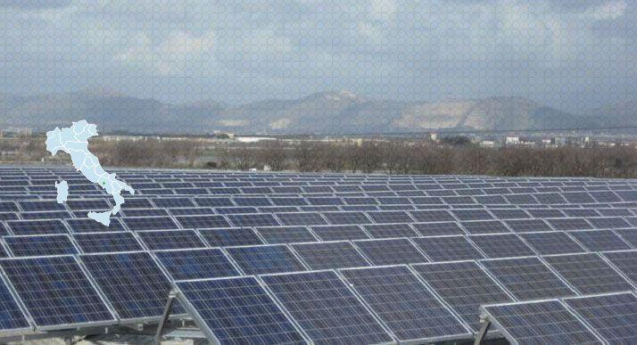Impianto Fotovoltaico Industriale Orta Di Atella
