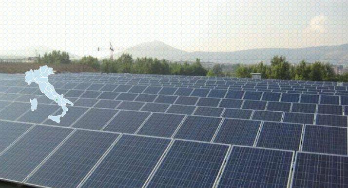 Impianto Fotovoltaico Industriale Caserta