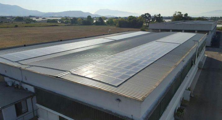 Impianto Fotovoltaico Industriale a Montecorvino