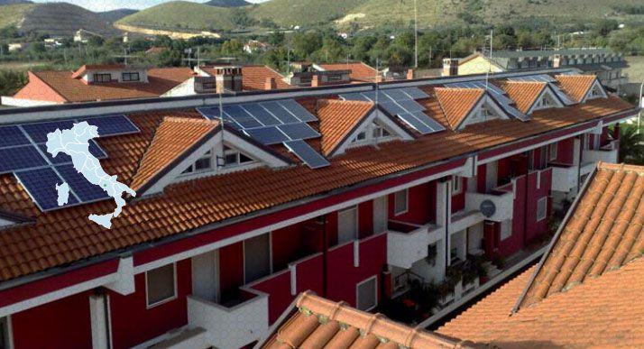 Impianto Fotovoltaico Residenziale Pignataro Maggiore