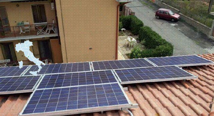 Impianto Fotovoltaico Residenziale Fernese