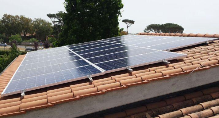Impianto Fotovoltaico Residenziale Roma