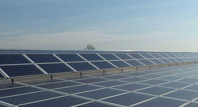 Impianto Fotovoltaico Quinzano D'Oglio