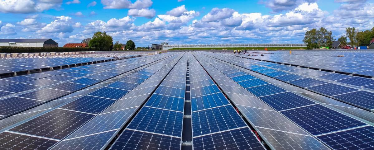 Impianto Fotovoltaico Gaia energy srl