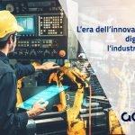 L'era dell'innovazione digitale -L'industria 4.0